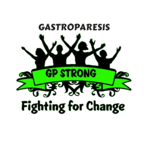 Gastroparesis Fighting for Change logo