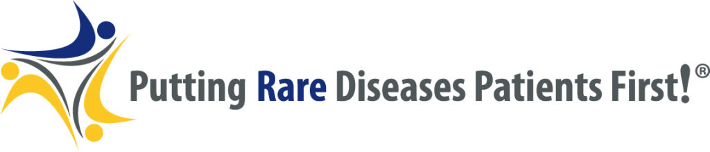 Putting Rare Disease Patients First logo