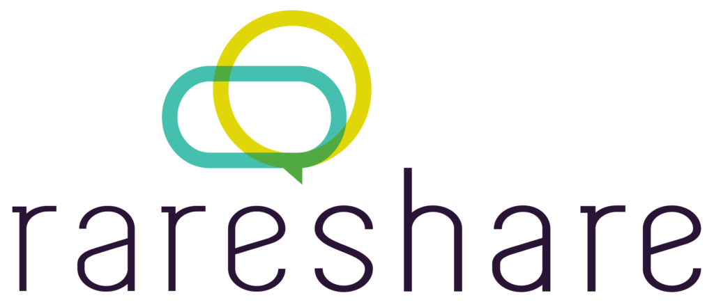 RareShare.org logo